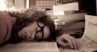 Bij slaapgebrek begint het brein zichzelf letterlijk op te eten, dat onthult een studie