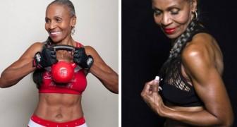 Ze is 80 jaar oud maar noem haar geen oma: hier is de oudste bodybuilder ter wereld