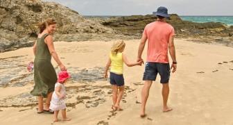 Il miglior consiglio da dare a un genitore? Scegli sempre di trascorrere le vacanze con tutta la tua famiglia