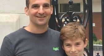 Ein englischer Vater erfand eine App, um seinen Sohn zu zwingen, seine Anrufe zu beantworten