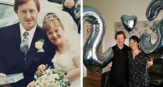Iedereen was tegen hun relatie: na 23 jaar huwelijk zijn ze hier om hun ware liefde te tonen