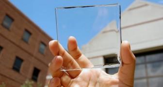 Dankzij deze transparante zonnepanelen kan elk raam een energiebron worden