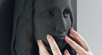 Ces peintures imprimées en 3D permettent aux non-voyants de voir les chefs-d'œuvre de l'art