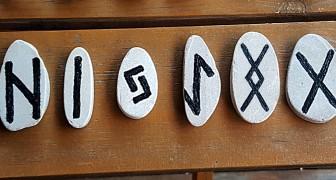 Wähle eine der alten Runen und entdecke, was sie über deine innere Welt aussagt