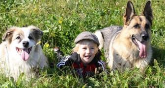 Därför blir barn som får lära sig att tycka om djur bättre människor som vuxna