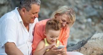 I genitori più severi diventano i nonni più permissivi, secondo uno studio