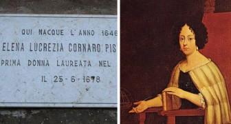 La prima donna laureata al mondo era italiana: la storia della coraggiosa Elena Lucrezia Cornaro