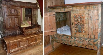 Le scatole da letto medievali: la curiosa tradizione a cui i designer moderni guardano con interesse