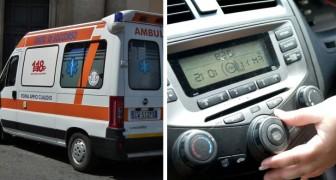 Inventato un dispositivo che spegne la musica delle automobili quando arriva un'ambulanza