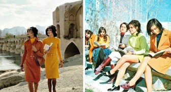 Dit is hoe Iraanse vrouwen in de jaren zeventig leefden vòòr de islamitische revolutie