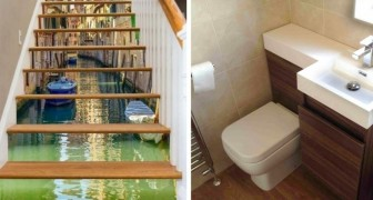 22 idee di design che renderanno la vostra casa un luogo pieno di sorprese