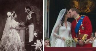 Waarom wordt tijdens bruiloften een witte jurk gedragen? Het antwoord heeft niets te maken met zuiverheid