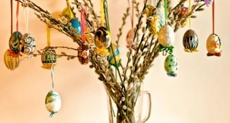 Der Osterbaum, eine faszinierende nordische Tradition, die man gerne übernimmt
