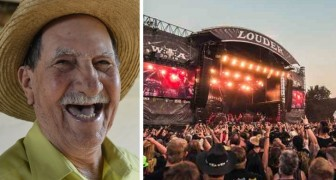 Two seniors run away from their retirement home to go to a heavy metal music festival