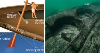 Un relitto trovato nel Nilo dimostra che lo storico Erodoto aveva ragione: le navi del tempo erano in mattoni rivestiti di papiro