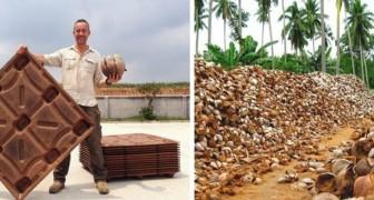 Une entreprise produit des palettes sans abattre d'arbres : le rendement est encore meilleur que celles traditionnelles
