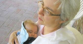 De oma liet de naam van haar kleinzoon veranderen, terwijl haar schoondochter in het ziekenhuis lag na een keizersnede
