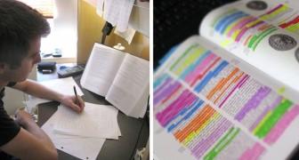Lezen en herhalen is nutteloos: de Ocme-methode is de enige effectieve manier om een examen in zeven dagen voor te bereiden