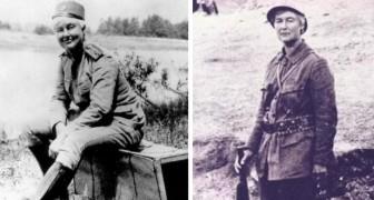 Elle était la seule femme soldat de la Première Guerre mondiale, mais le monde l'a presque complètement oubliée