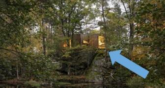 Due ospedali norvegesi hanno creato dei reparti immersi nei boschi per aiutare la guarigione dei bambini