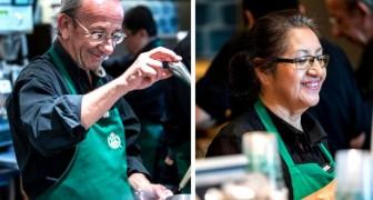 Esta famosa cafeteria assume no seu grupo somente pessoas idosas: um lindo exemplo de inclusão!