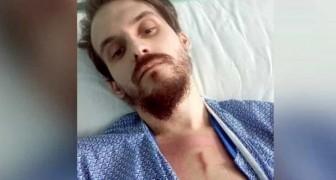 Aiutami a tornare ad avere una vita normale – Alessio, 27 anni, combatte contro una rara malattia al cuore