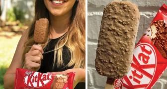 Il gelato KitKat esiste e non c'è essere umano che possa resistere alla voglia di assaggiarlo