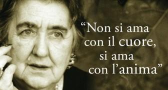 Non si ama col cuore, ma con l'anima: una delle poesie più belle e struggenti di Alda Merini