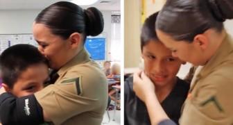 La loro mamma entra ed esce di prigione, ma la sorella maggiore ha una notizia che cambierà la loro vita