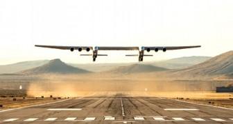Het grootste vliegtuig ter wereld heeft zijn eerste vlucht gemaakt: dit zijn al zijn kenmerken