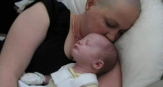 Se niega a interrumpir el embarazo no obstante el terrible diagnóstico: luego de 10 años es más feliz que nunca
