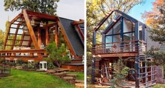 8 prachtige super-huizen: ecologisch, voordelig en tegelijkertijd efficiënt
