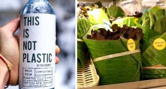 Queste 7 aziende famose stanno abbandonando l'uso della plastica per proteggere l'ambiente prima che sia troppo tardi