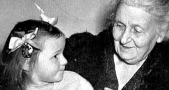 Secondo Maria Montessori queste sono le 10 regole d'oro per porre i limiti ai propri figli