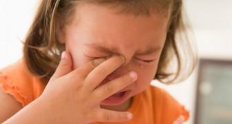 Questo è ciò che accade al cervello del tuo bambino quando lo sgridi