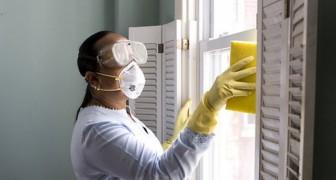 Unter Ängsten zu leiden macht Menschen besessen von Sauberkeit, sagt eine Studie