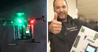 Un drone consegna il rene per un trapianto: è la prima volta nella storia della medicina