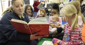 Het waardevolle advies van Maria Montessori om kinderen op een natuurlijke manier dichter bij het lezen te brengen