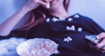 Goed nieuws: popcorn helpt je af te vallen en veroudering te voorkomen, dat onthult een onderzoek