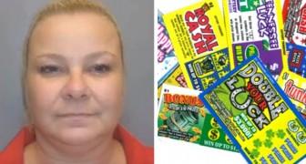 Un uomo vince 600 dollari alla lotteria, ma la cassiera lo inganna e gliene dà solo 5:poco dopo riceve una brutta sorpresa