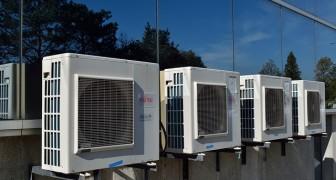 Klimaanlagen, die Co2 einfangen und Kraftstoff produzieren: Dank der deutschen Forschung können sie Realität werden