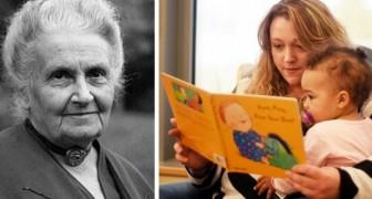 Quelques conseils pour rapprocher les enfants de la lecture, selon Maria Montessori