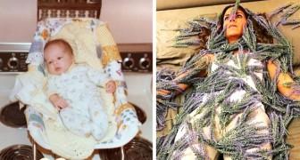 Alcuni tra i meme più esilaranti che descrivono la dura vita di una mamma