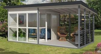 Amazon a mis en vente un kit pour une maison de jardin à assembler en seulement 8 heures
