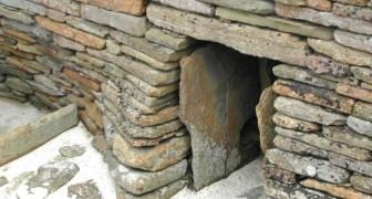 Ein Sturm bringt eine 5000 Jahre alte Siedlung ans Licht: Hier sind die Bilder des Pompeii of Scotland