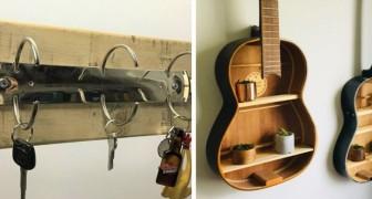 23 geniali idee di riuso per dare nuova vita ad oggetti che ti dispiace gettare via