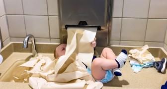 12 schattige foto's die laten zien hoe moeilijk het kan zijn om ouders te zijn