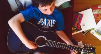 I bambini hanno bisogno di meno tablet e più strumenti musicali