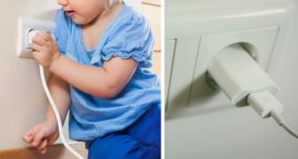 Una bambina di due anni ha perso la vita mordendo il caricatore del cellulare di sua mamma