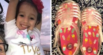 Nunca comprar sandalias de plástica de mala calidad: la fea experiencia de esta mamá les hará entender porqué